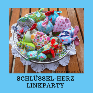Schlüsselherz Linkparty