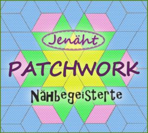 Patchwork - Linkparty von Jenäht & Nähbegeisterte
